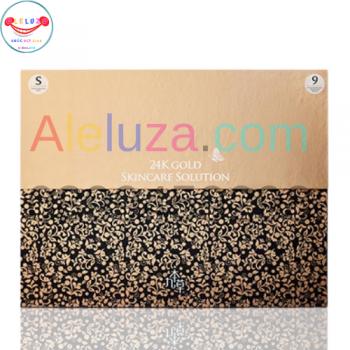 Chăm Sóc Da Đặc Biệt Chuyên Sâu Vàng Non 24K - Guboncho 24K Gold Skincare Solution Special Care Program